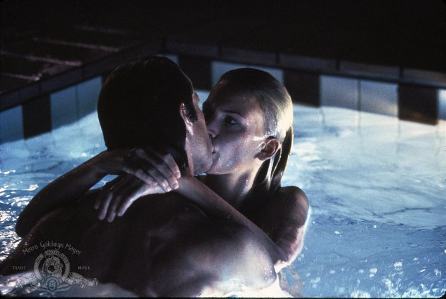 Natasha Henstridge and Anthony Guidera, 1996