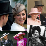 And They're Off! See the Royal Family at the Epsom Derby Over the Years