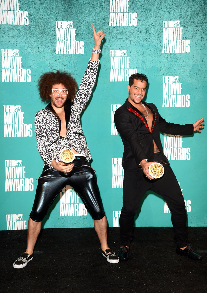 Red Foo and Sky Blu
