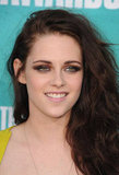 Kristen Stewart arrived at the MTV Movie Awards.