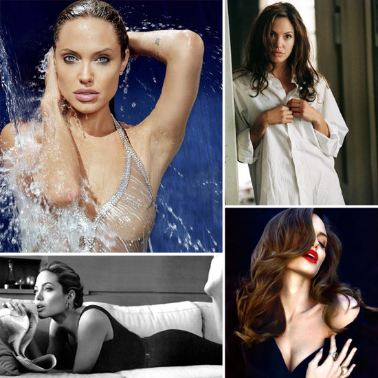 See Angelina Jolie's Sexiest Shots!