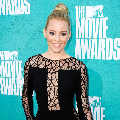 Elizabeth Banks at MTV Movie Awards 2012