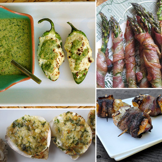 8 Grilled Apps to Get the Party Started