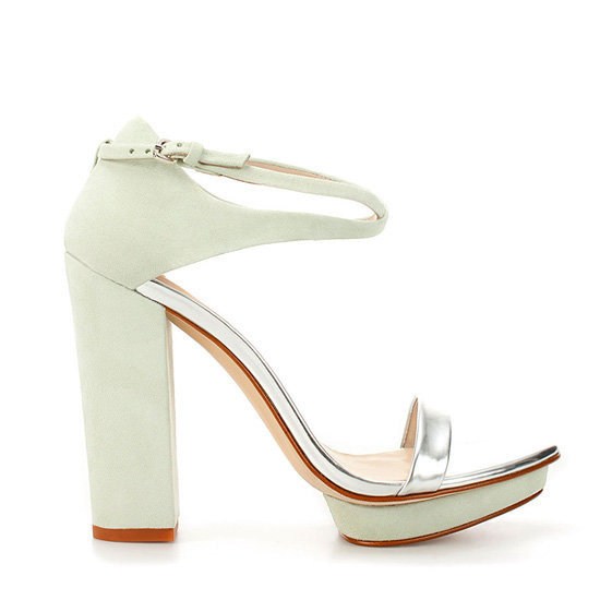 Light-Colored Shoes For Summer 2012