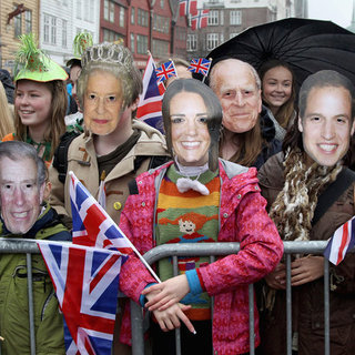Diamond Jubilee Celebrations in London
