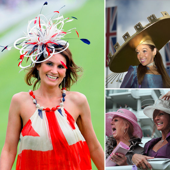 The Epsom Derby Kicks Off With Ladies Day