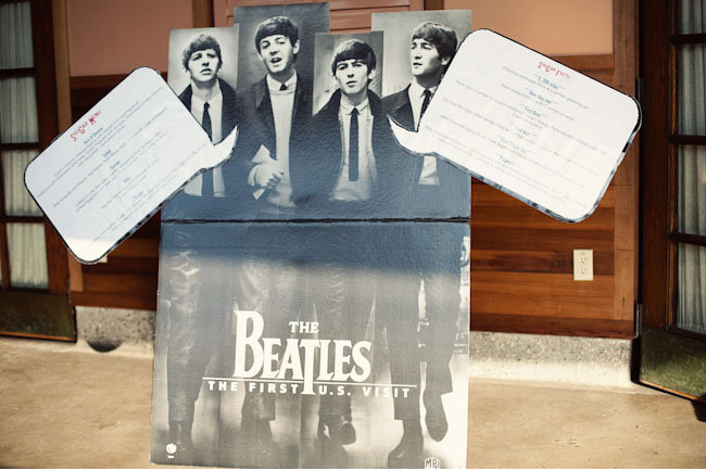 Beatles-Themed Decor
