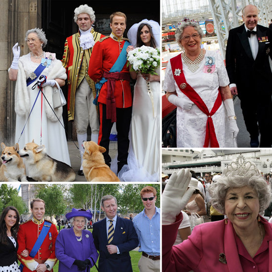 Rule the Diamond Jubilee With Royal Look-Alike Inspiration