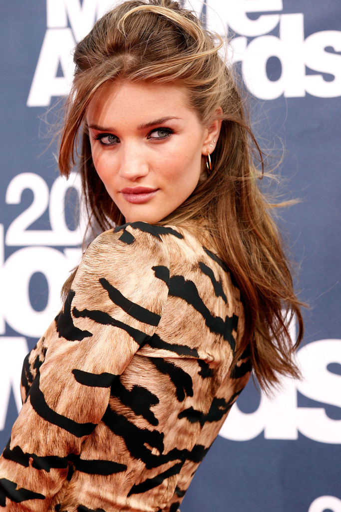 2011: Rosie Huntington-Whiteley