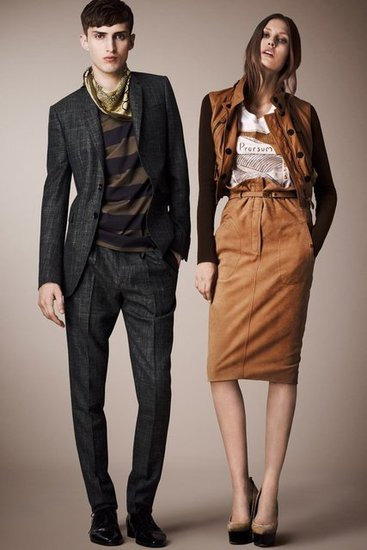 Burberry Resort 2013