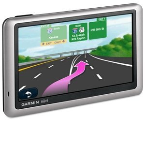 Garmin nvi 1450LMT Auto GPS ($130)