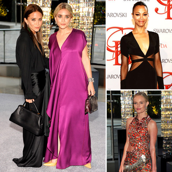 The Fashion Stars Are Out at the 2012 CFDA Awards!