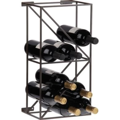 This Linear 12 Bottle Wine Rack ($50) adds incredible architectural interest to any spare wall. If Dad has a sizable wine collection, then simply stack an additional rack.