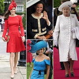 Royal Wardrobe — What Kate Middleton and More Wore For the Jubilee Weekend