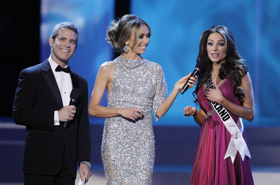 Miss USA Winner Answers Question on Transgender Contestants