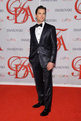 Matt Bomer(2012 CFDA Fashion Awards)