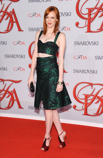 Karen Elson(2012 CFDA Fashion Awards)