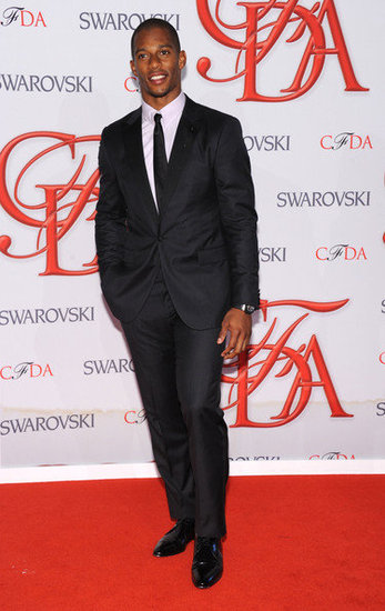 Victor Cruz(2012 CFDA Fashion Awards)
