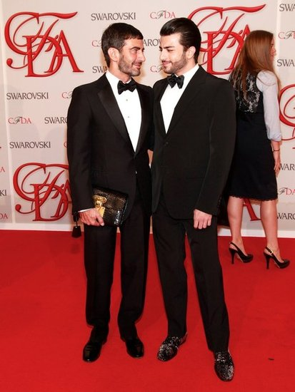 2012 CFDA Red Carpet
