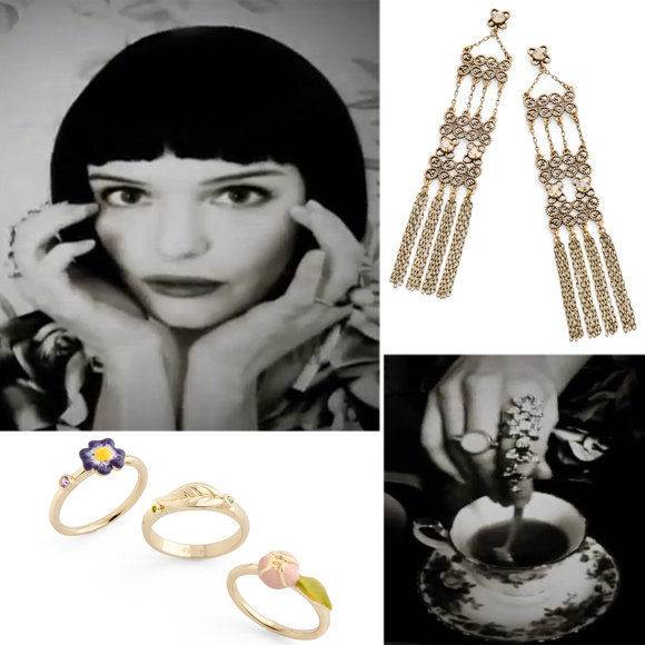 Kate Bosworth Goes '20s Glam For JewelMint — Shop All the Pieces Now