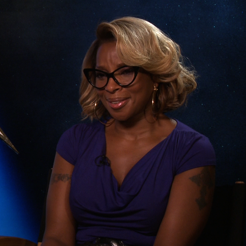 Mary J. Blige Rock of Ages Interview (Video)