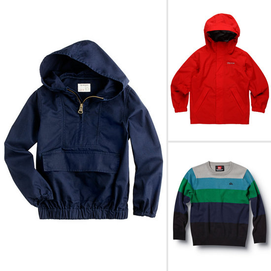 10 Lightweight Layers to Keep Your Little Guy Cozy All Summer Long