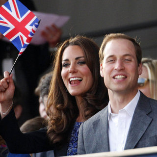 Diamond Jubilee Concert Royal Family Pictures With Kate Middleton, Prince William