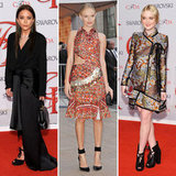 2012 CFDA Awards: Celebrities Toast the Fashion Industry's Biggest Stars