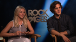 Julianne Hough and Diego Boneta on Their Big-Screen Chemistry and Tom Cruise's Impressive Abs