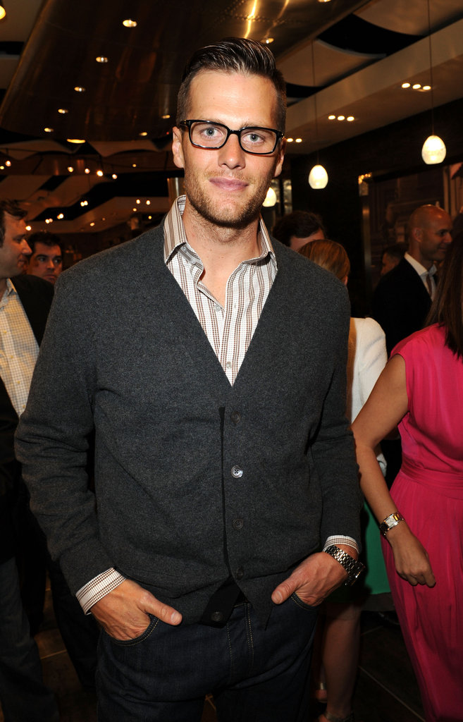 Tom Brady attended the opening of Ugg For Men in NYC.