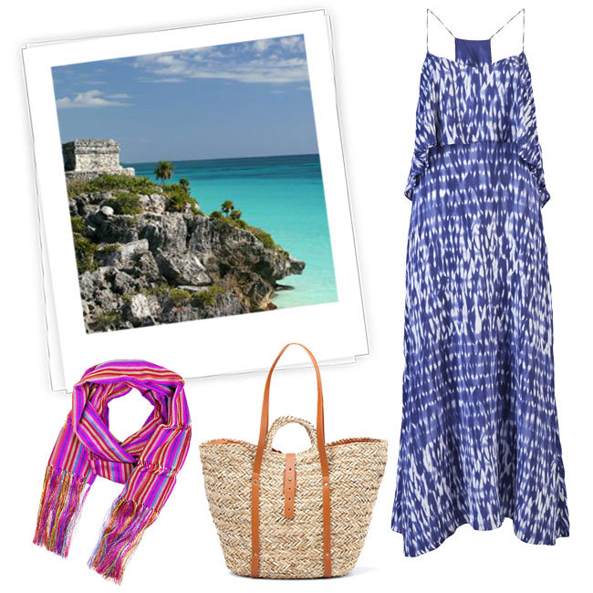 Ready, Set, Jet! 17 Must-Pack Essentials For a Stylish Mexico Getaway