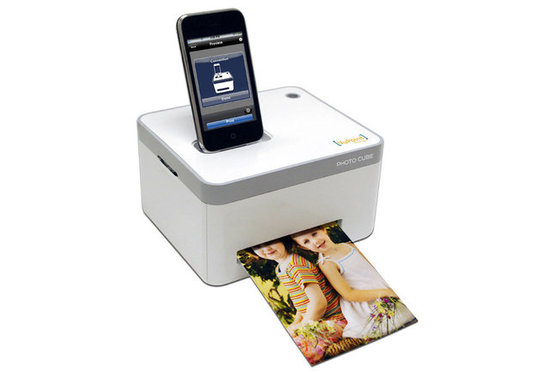 iPhone Photo Cube Printer ($160)