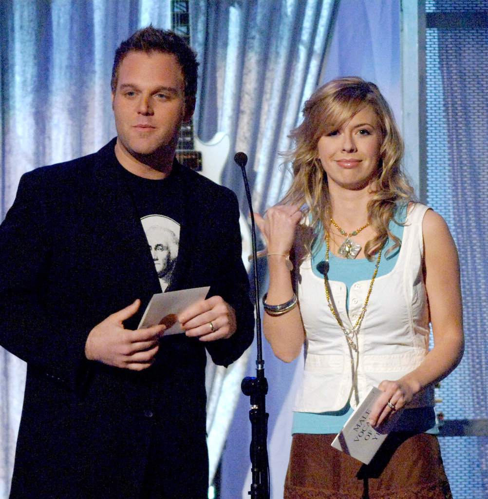 Joy presented an award at the 2005 GMA Music Awards.
