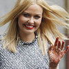 See Lara Bingle&#039;s Henna Tattoo Up Close