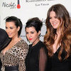 The Kardashians Launch Cosmetics Line, Khroma Beauty