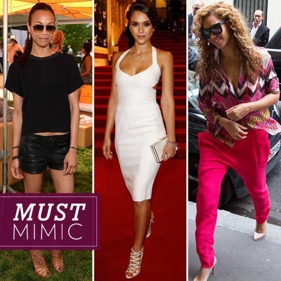 This Week's Most Stunning Celebrity Outfits to Turn Heads In