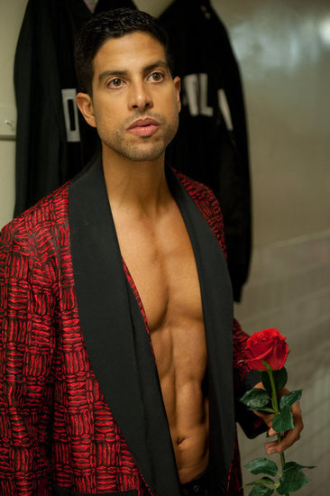 Adam Rodriguez in Magic Mike.