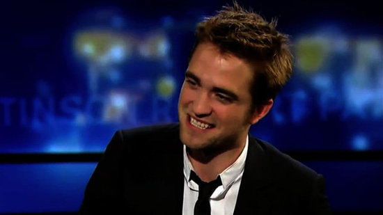 "Video: Robert Pattinson on Career Fears and ""Fighting to Not Look Pretentious"""