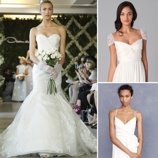 Our Wedding Wish List — 20 of the Most Perfect Dresses For Your Big Day