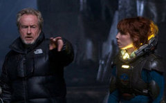 Five Things You Need To Know About Today's New Movie Release, Prometheus