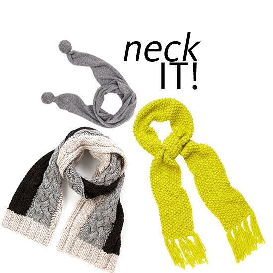 The Essential Winter Wardrobe: Top Ten Scarves With Substance