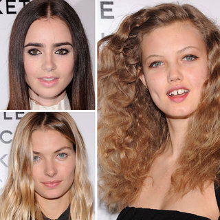 The Best Beauty Looks From Chanel's The Little Black Jacket Event