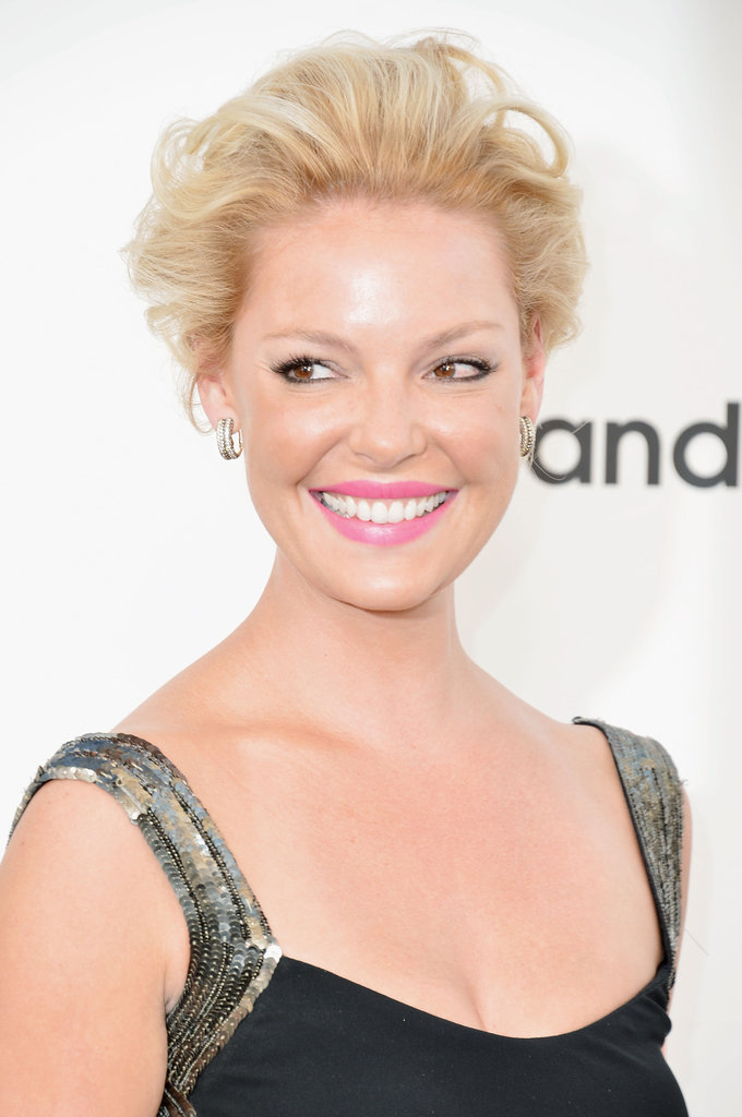 Katherine Heigl was in attendance at the AFI Life Achievement Award dinner honouring Shirley MacLaine in LA.