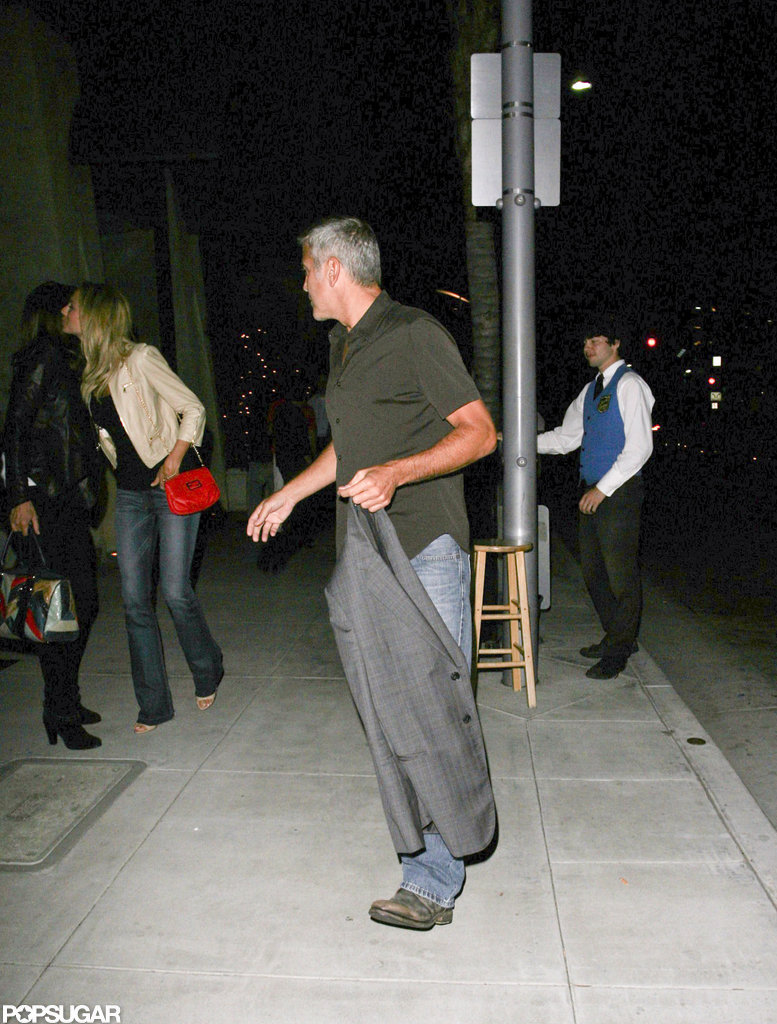 George and Stacy Double Date With Cindy and Rande