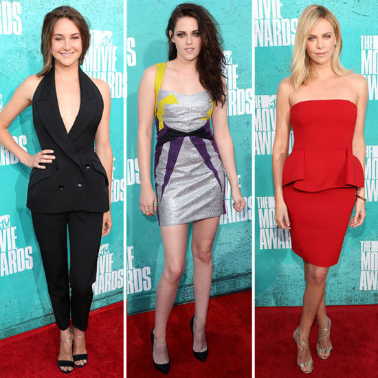 Don't miss a moment of the MTV Movie Awards action — see who wore what here!