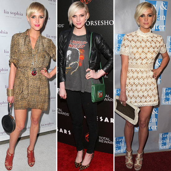Ashlee Simpson talks style — and how to get her look.