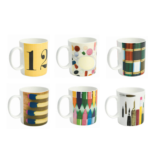 If you've got a designed-obsessed dad — and buying an Eames chair is not in your budget this year — this Eames Mug Set ($95) will satisfy his craving for high design.