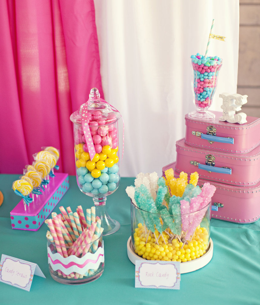 Candy Overload!