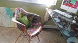 DIY Retro Tulip Chair