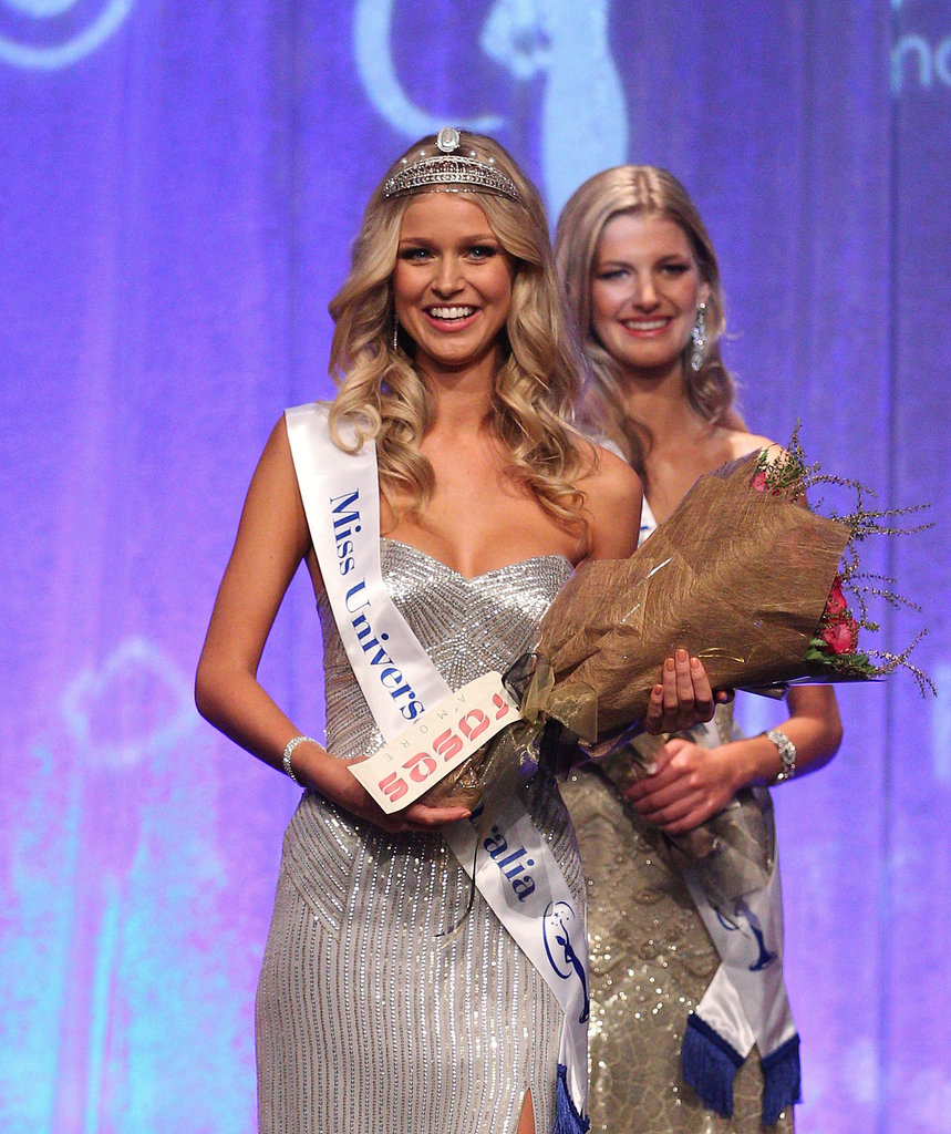 West Australian Model Renae Ayris Crowned Miss Universe Australia!